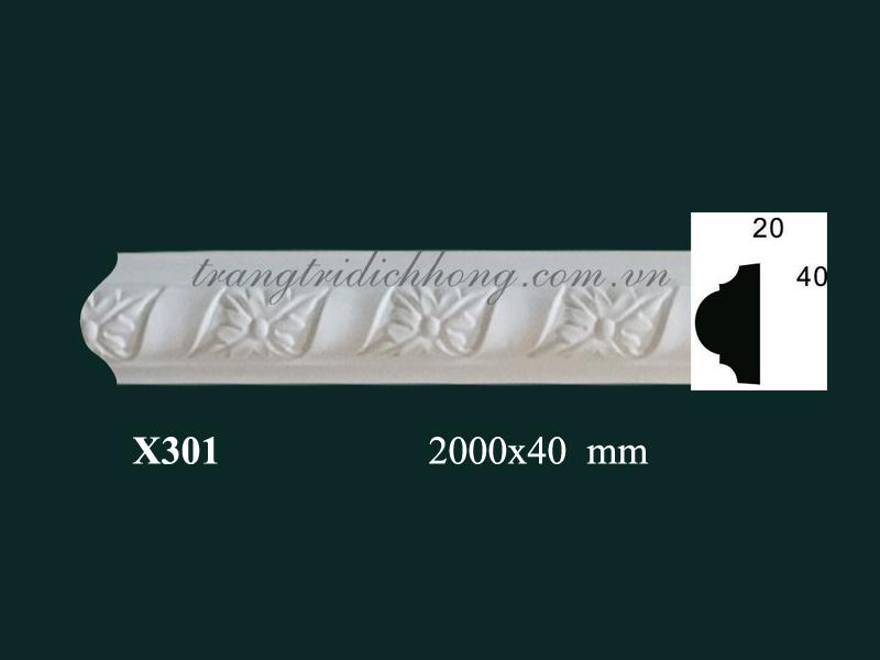 Chỉ thạch cao X301